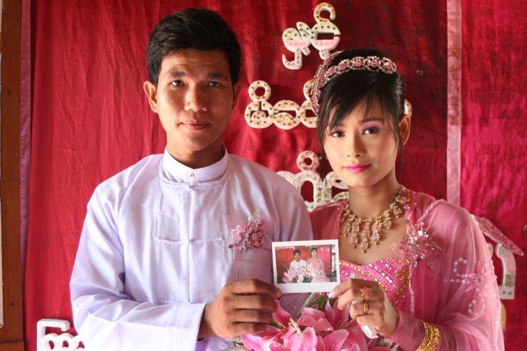 Wedding Reception MawlawineMyanmar